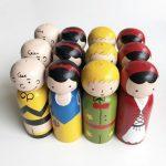 Rock-A-Toy_Wooden Dolls