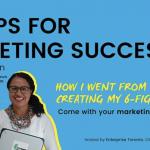 5 Proven Steps for Marketing Success workshop image