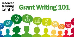 Grant Writing 101 for Students and Fellows