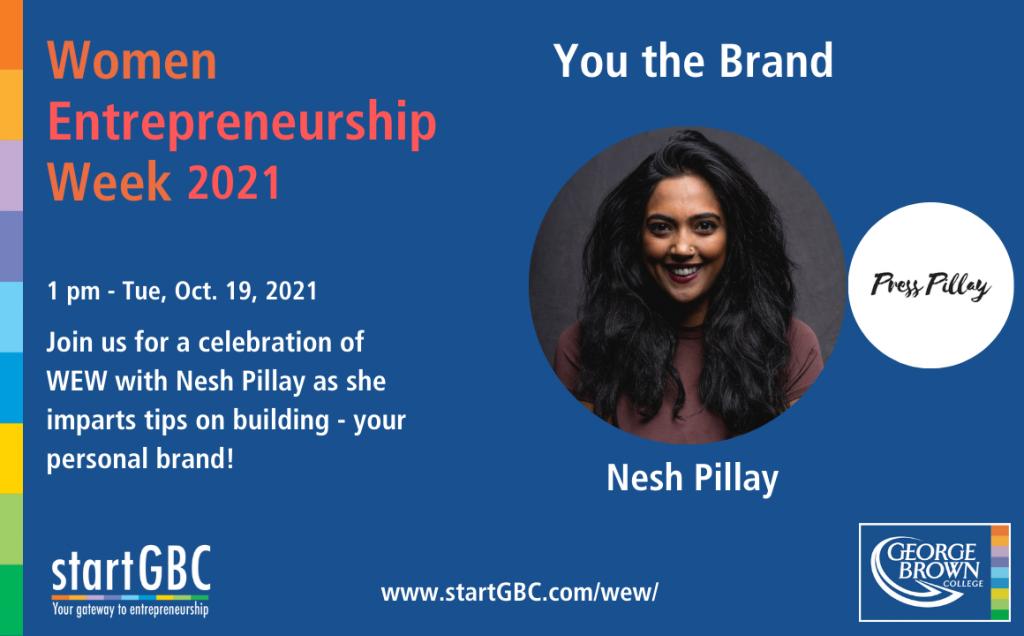 Women Entrepreneurship Week 2021_Nesh Pillay