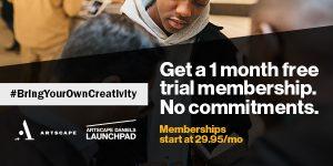 NEW Launchpad Membership